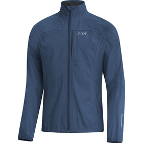 GORE WEAR R3 Gore-Tex Active Jas Heren, deep water blue